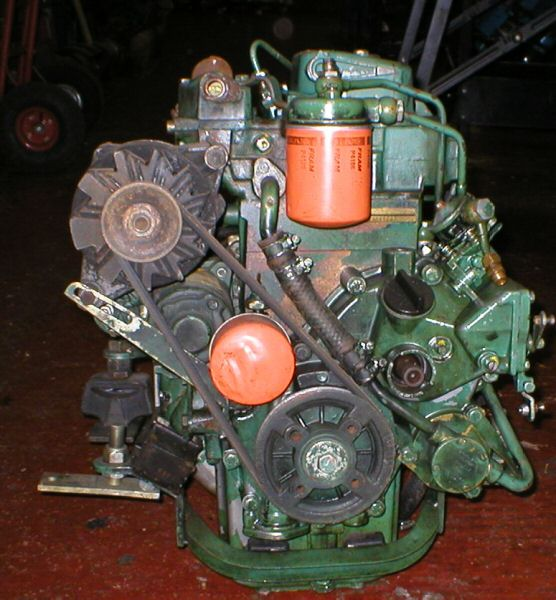 Marine engines and drives for sale